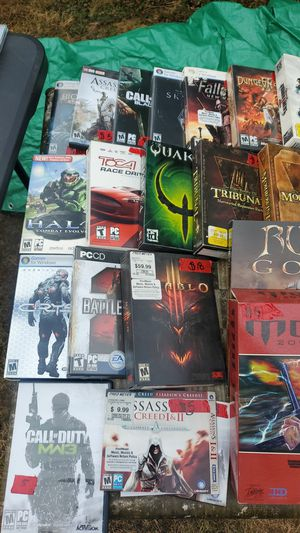 Pc games for Sale in Portland, OR