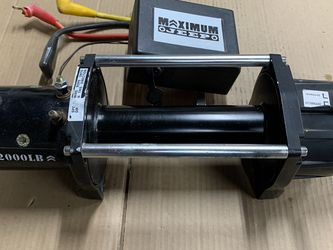 12000 LB Winch for Sale in Gig Harbor,  WA