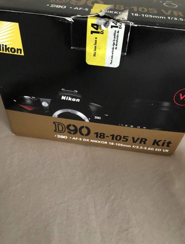 Nikon DSLR Camera