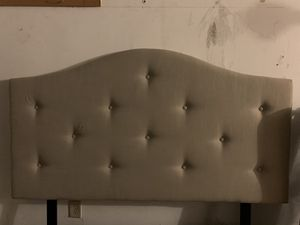 Queen Size Padded Head Board for Sale in Carlsbad, CA