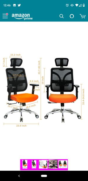 Hourseat ergonomic chair for Sale in Santa Clara, CA