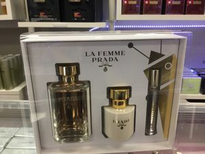 Prada Le Femme Gift Set for women for Sale in Chicago, IL