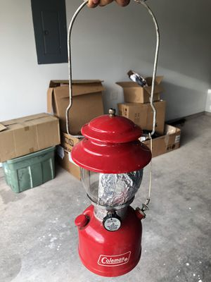 Coleman Lantern. Works well for Sale in Houston, TX