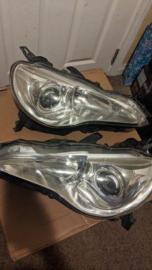 Frs headlights 2013-2016 +HID kit 6k for Sale in Coronado, CA