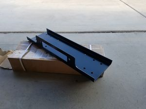 Brand new winch bumper for full size Chevy Jeep Universal winch mount brand new for Sale in Peoria, AZ