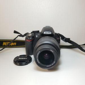 Nikon D3100 Dslr Camera for Sale in Fountain Valley, CA
