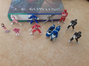 Power Rangers Micromachines for Sale in Shelton, CT