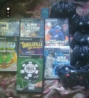 PS2 Bundle for Sale in Columbus, OH