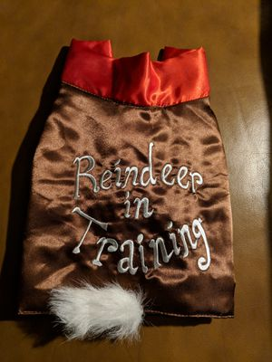 Christmas Dog coat for Sale in Lemont, IL