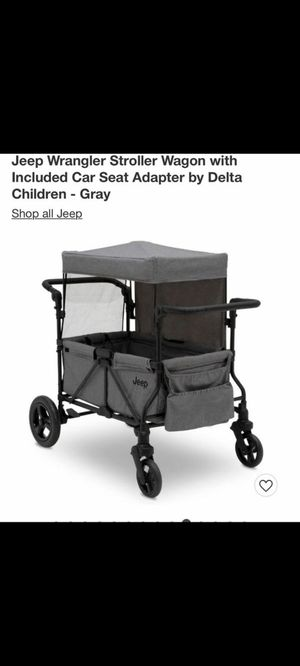 Jeep stroller for Sale in Lakewood, CA