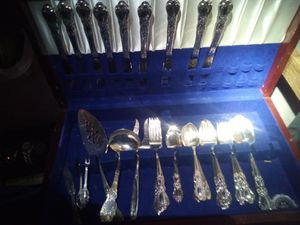 Stainless silverware for Sale in Renton, WA
