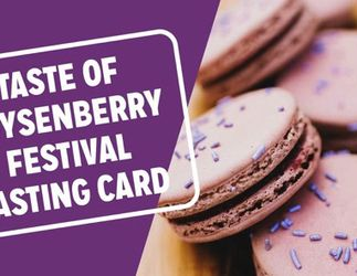 2 Tickets to Knott's Taste of Boysenberry Festival Sat March 6th for Sale in Buena Park,  CA