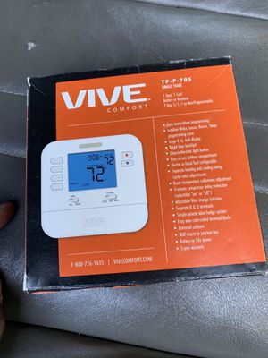 Thermostat VIVE for Sale in Tamarac, FL