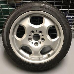 "BMW ""M"" wheel w/tire for Sale in Alexandria, VA"