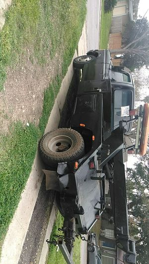 Ford f350 tow truck for Sale in San Antonio, TX