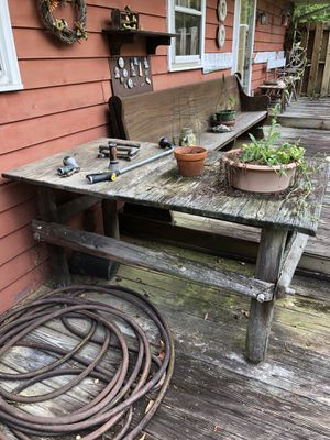 Rustic Table for Sale in Acworth, GA