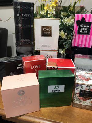Perfumes con esencia de originales for Sale in Norwalk, CA