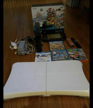 Nintendo Wii U deluxe for Sale in La Grange Park, IL