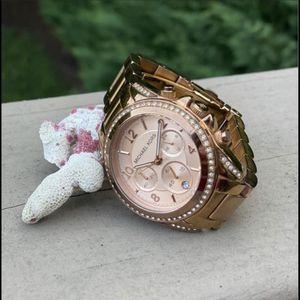 Michael Kors Chronograph Women's Watch for Sale in Chandler, AZ