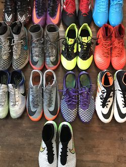 Make an Offer (Sizes In description) Soccer Cleats for Sale in Columbus,  OH