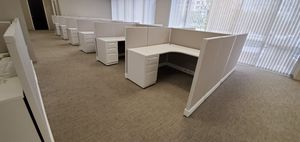 Office furniture cubicle for Sale in Santa Ana, CA