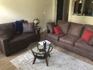Couch Sofa and Love Seat for Sale in Arlington, VA