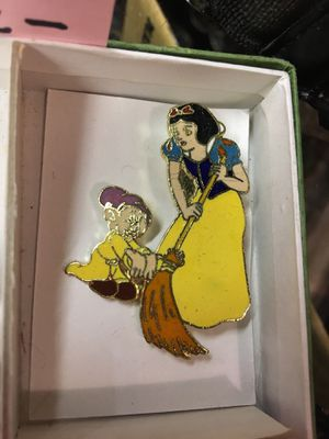 Collectible Disney Hat or jacket pins at $4 each! Or make bulk offer for Sale in Duncanville, TX