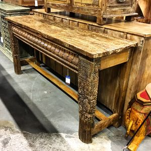 Reclaimed Wood Console for Sale in Miami Springs, FL