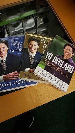 Joel osteen for Sale in Miami, FL
