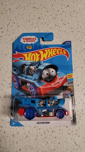 Hot Wheels Thomas &Friend's LocoMotorin for Sale in Concord, CA
