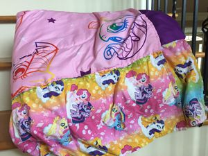 My Little Ponny Items/bedding set/my little pony castle/ ponies collection for Sale in Rolesville, NC