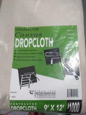Drop cloth for Sale in Chicago, IL