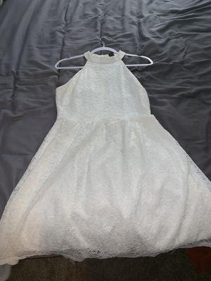 White Dress for Sale in Belleville, MI