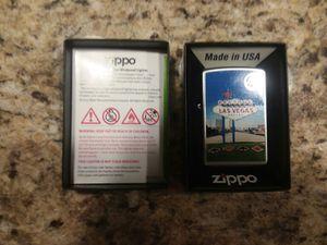 Las Vegas Zippo Lighter for Sale in Las Vegas, NV