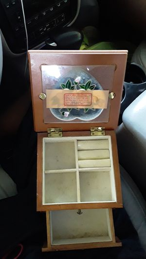 Jewerly Box for Sale in Jacksonville, FL