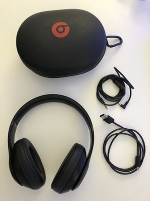 Beats Studio 3 Wireless for Sale in Vallejo, CA