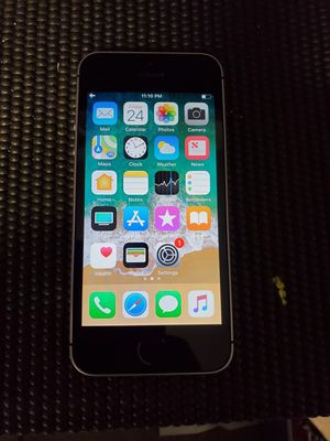 IPHONE 5 SE T MOBILE METRO for Sale in Redlands, CA