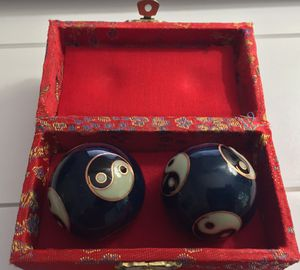 Vintage Chinese Baoding Balls for Sale in South Portland, ME