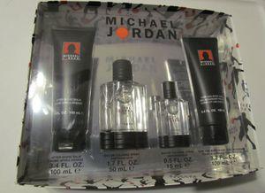 Michael Jordan Cologne, etc...4-pc Set !! $29.00 BRAND NEW!! for Sale in Plainfield, IL