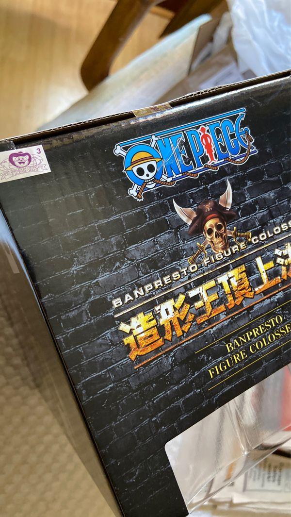 "Bandai Banpresto Figure Colosseum Diable Jambe Color Version Sanji 7"" Action Figure- New-Excellent Condition!"