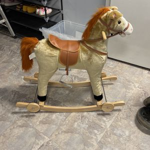 Kids Rocking Horse for Sale in Chicago, IL