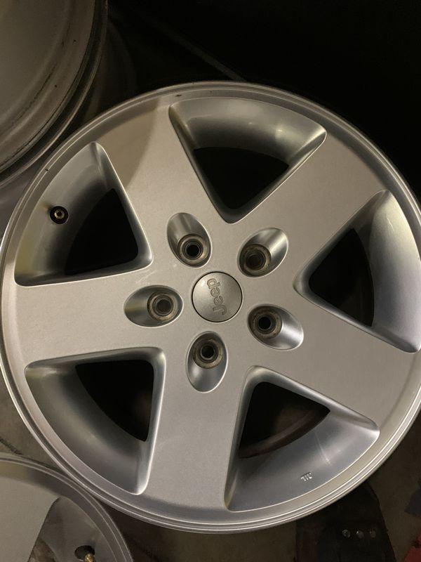 Keep Wrangler Wheel