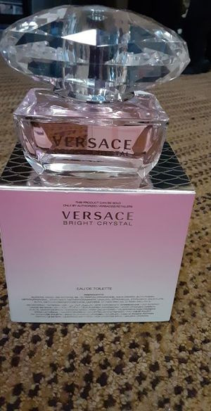 New Versace bright crystal perfume for Sale in Nashville, TN