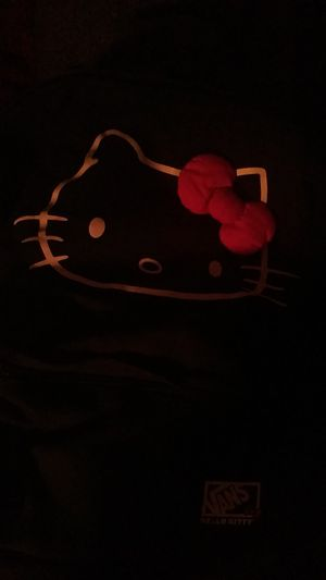 Blk hello kitty VANS backpack for Sale in Austin, TX