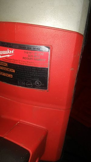 Milwaukee Rotary hammer for Sale in Paramount, CA
