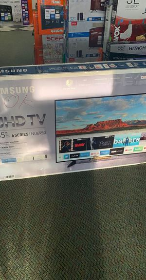 "SAMSUNG 65"" UHD TV 6 SERIES UUBL for Sale in Riverside, CA"