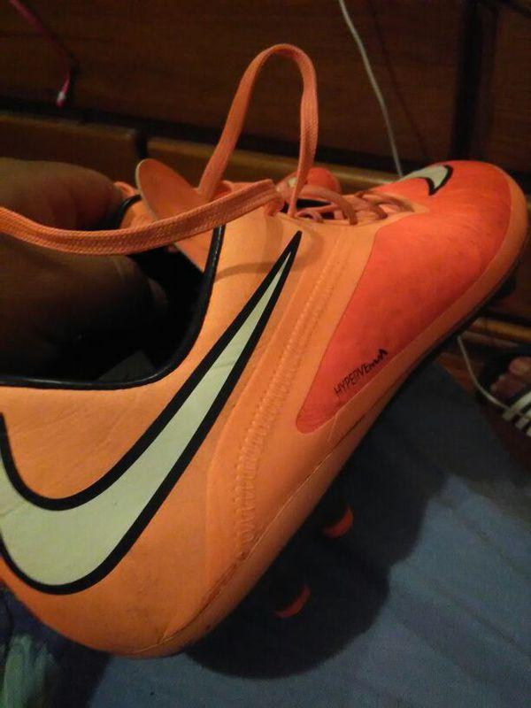 Hypervenom Nike Cleats ($25 obo)
