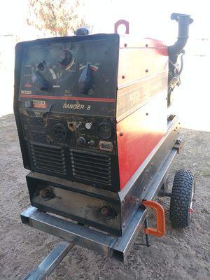 Lincoln ranger 8 generator welder for Sale in Oakley, CA