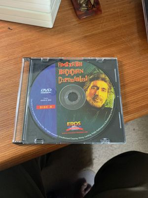 DVD of Amitabh Bachchan Chronicles Disc A for Sale in Germantown, MD