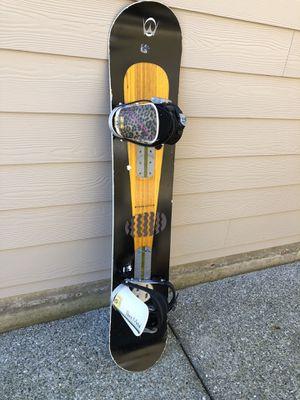 snowboard Winterstick Size 138 for Sale in Lynnwood, WA